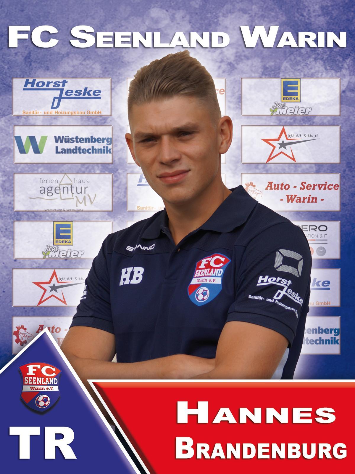 Hannes Brandenburg