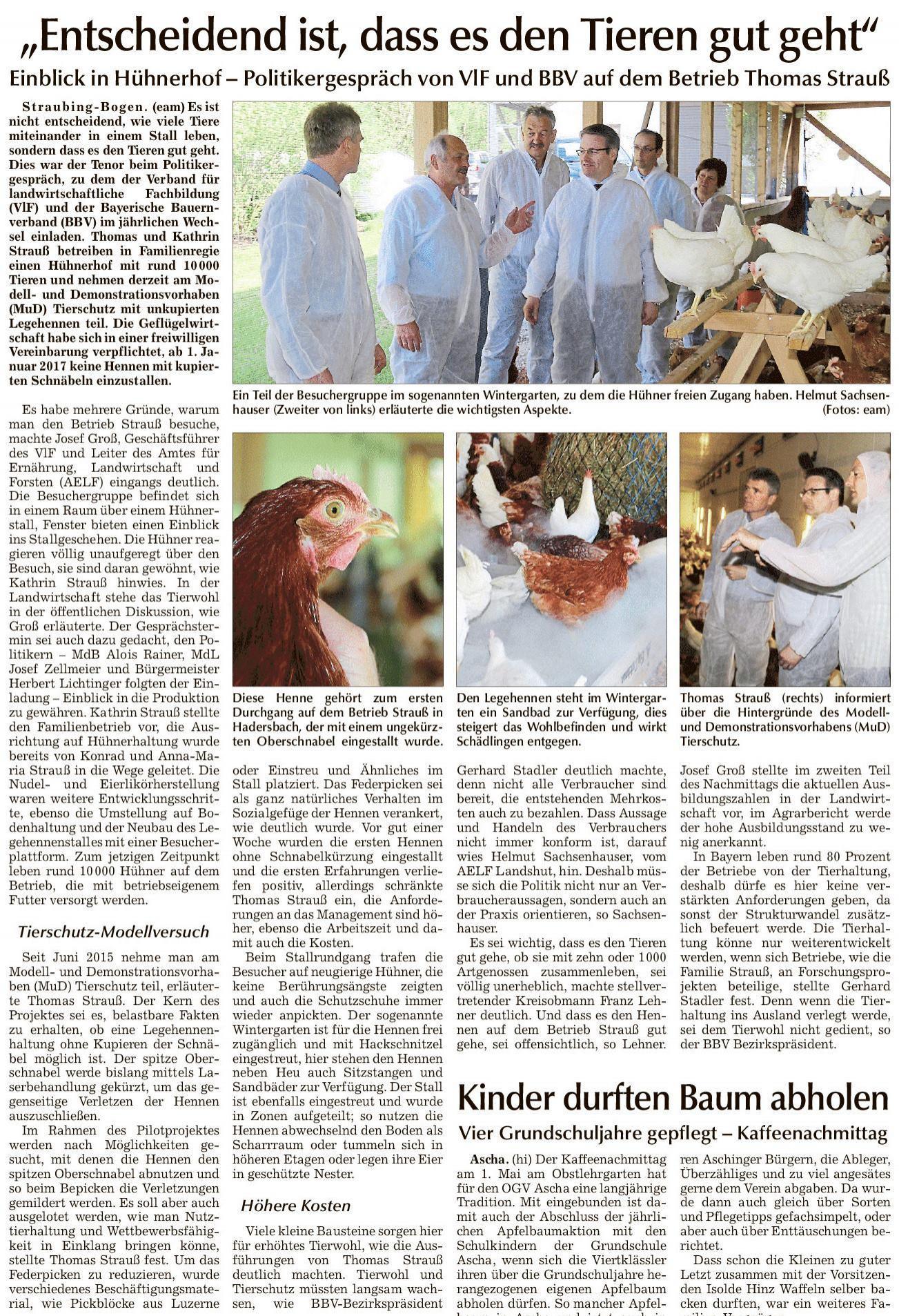 Zeitungsartikel 2 02.08.16