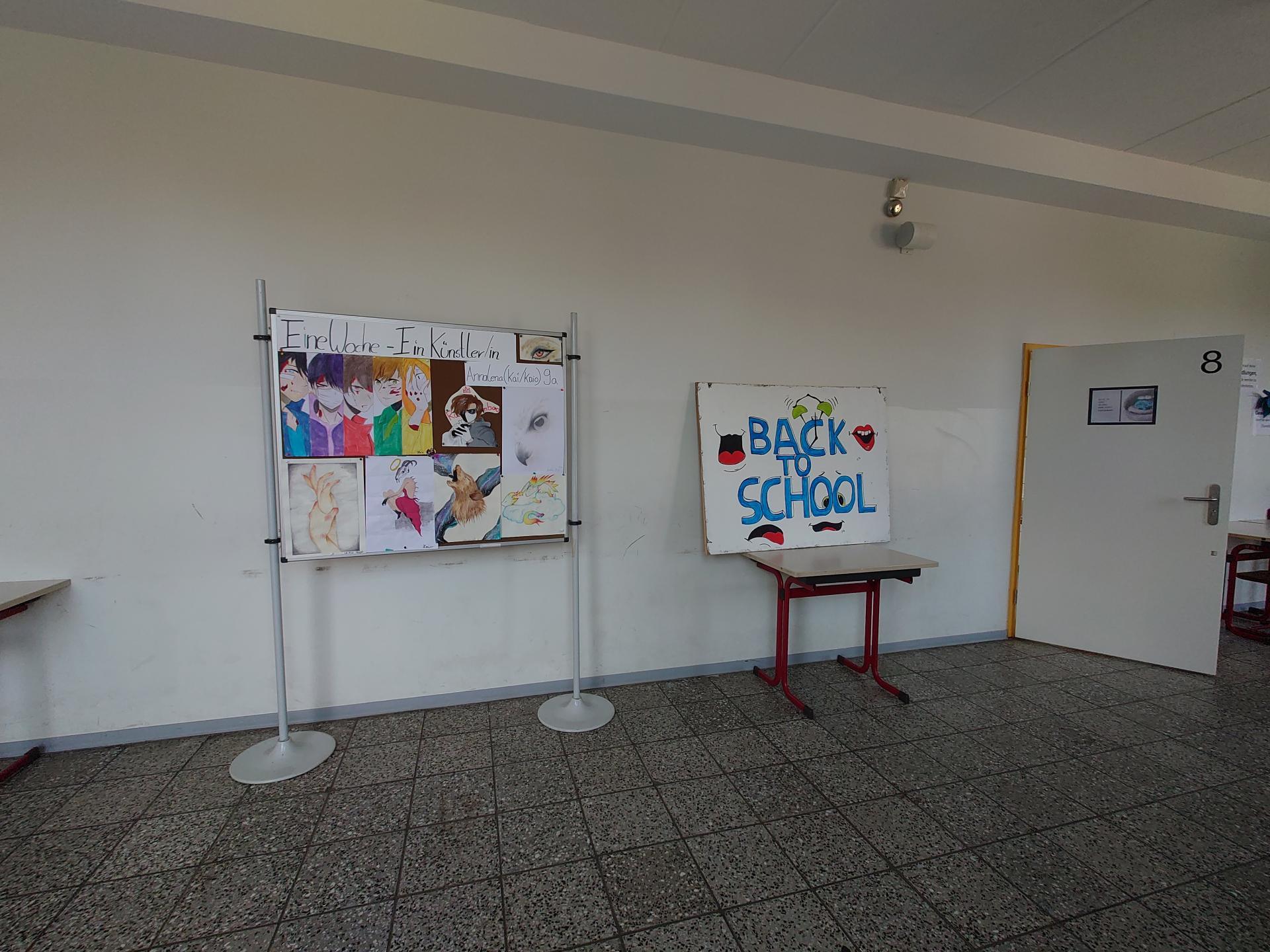 Annalenas Ausstellung