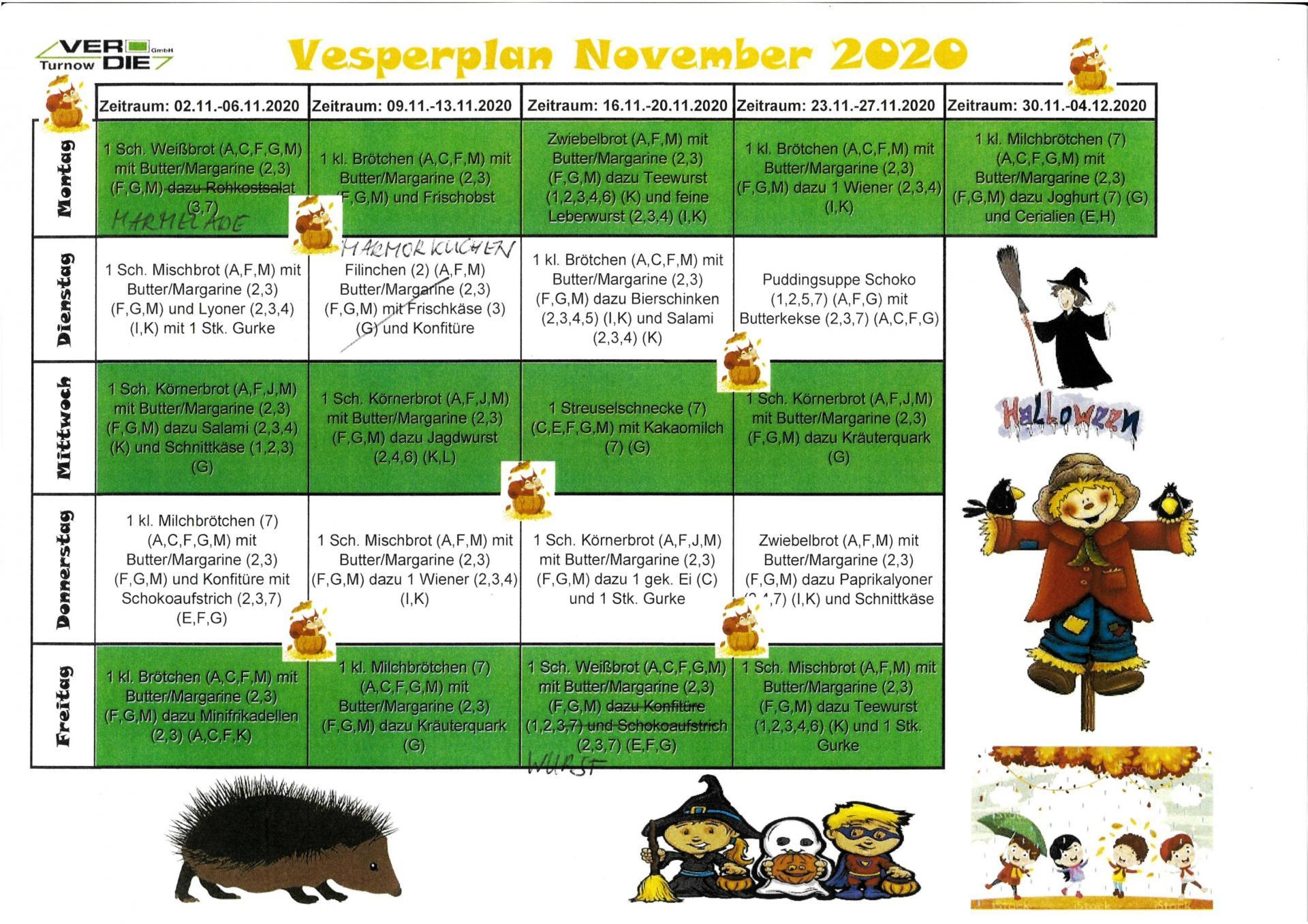 Vesper November