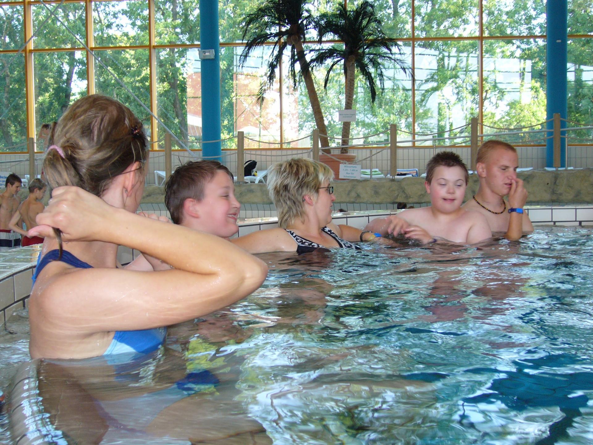 Schwimmen (10)