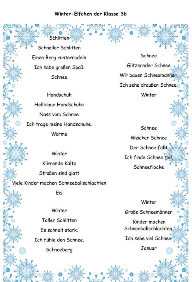 Winter Elfchen 2