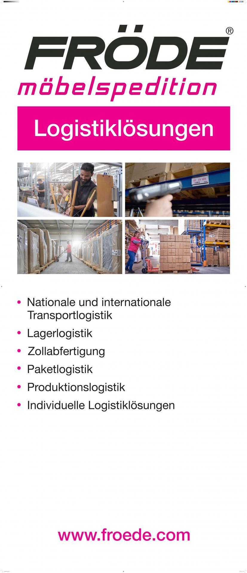 Banner Logistiklösung
