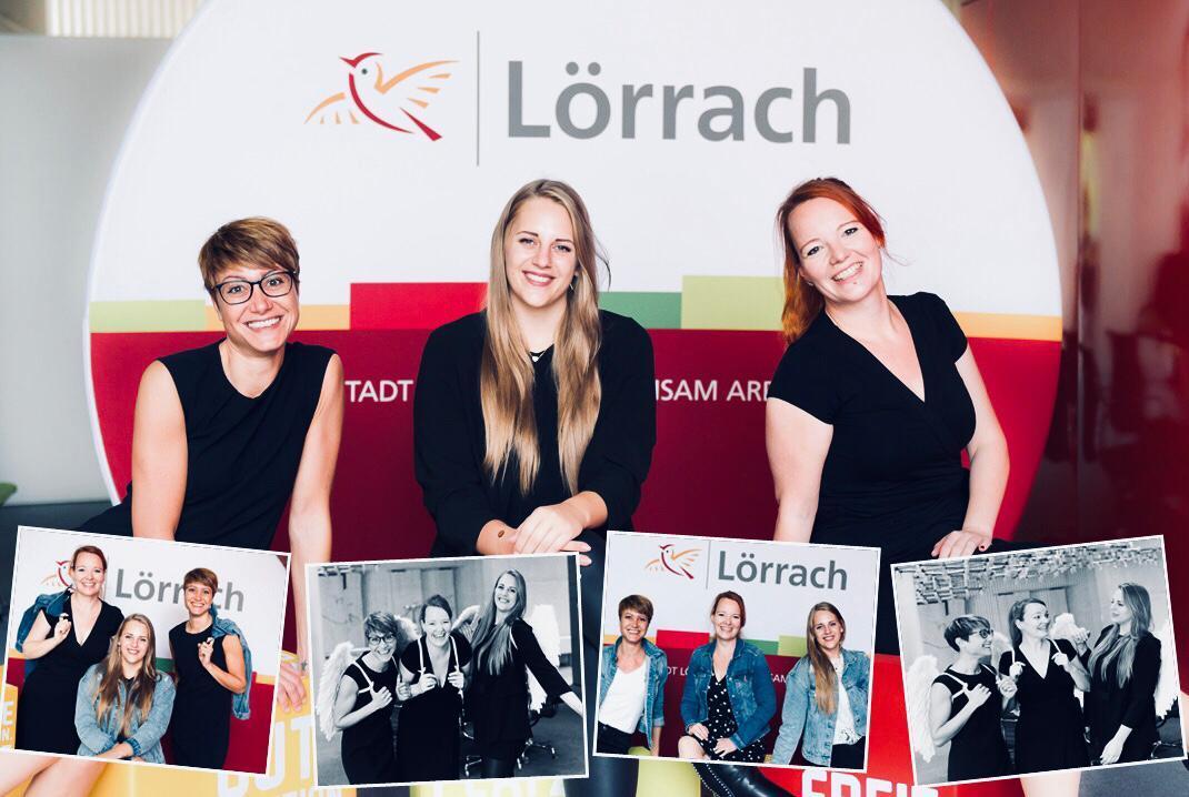 Bild Team Lörrach