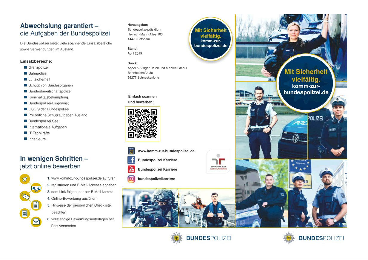 Bundespolizei 1