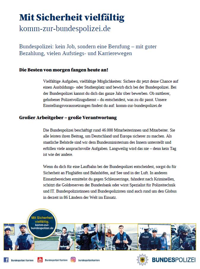 Bundespolizei 4
