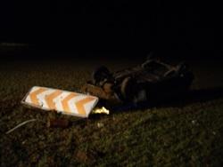 13.03.2010 - Verkehrsunfall eingeklemmte Person