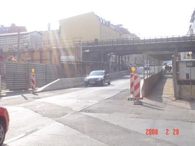 S-Bahn-Komplex Baumschulenweg