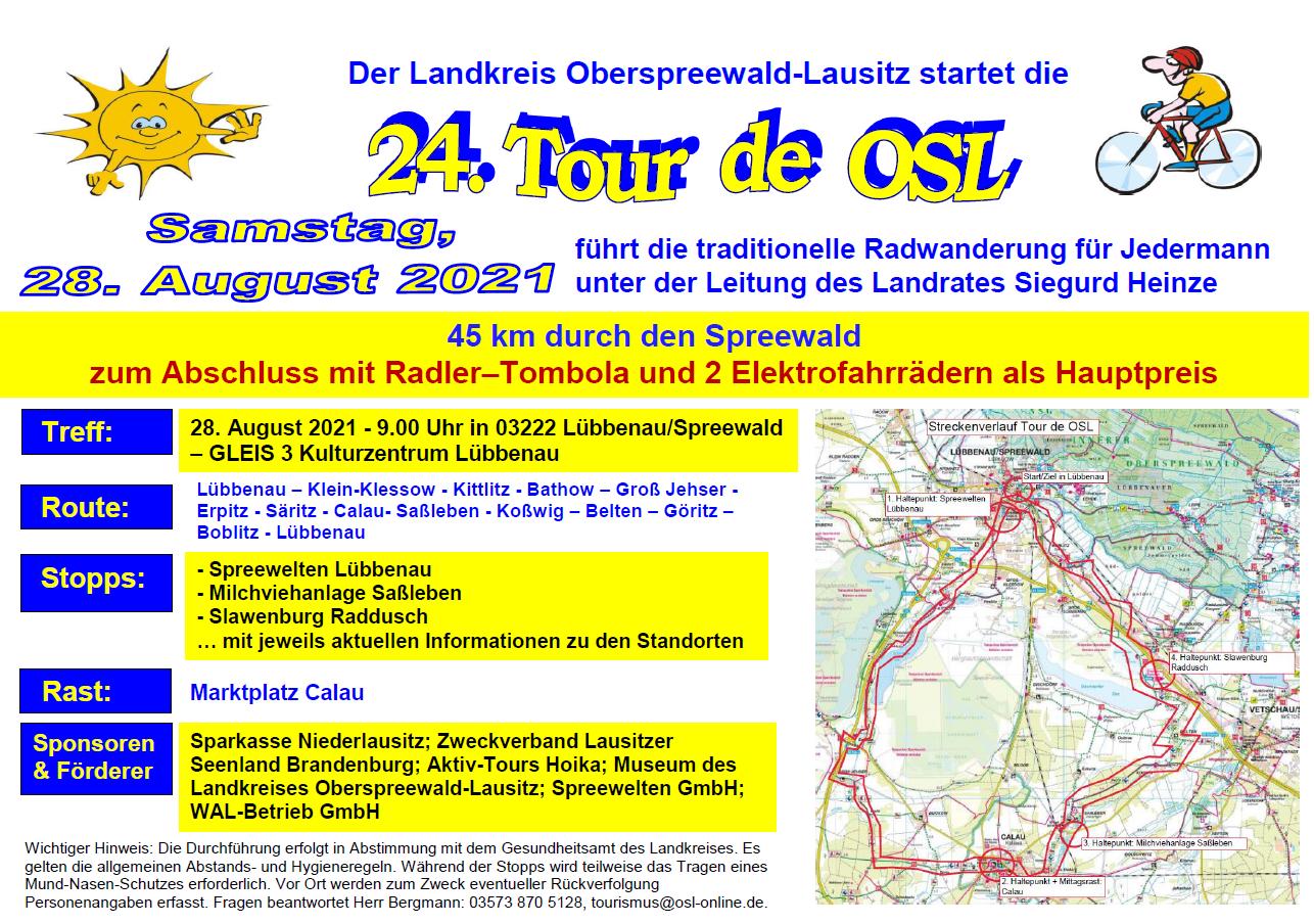 24. Tour de OSL