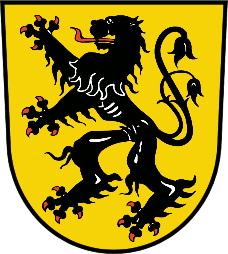 Wappen Ortrand