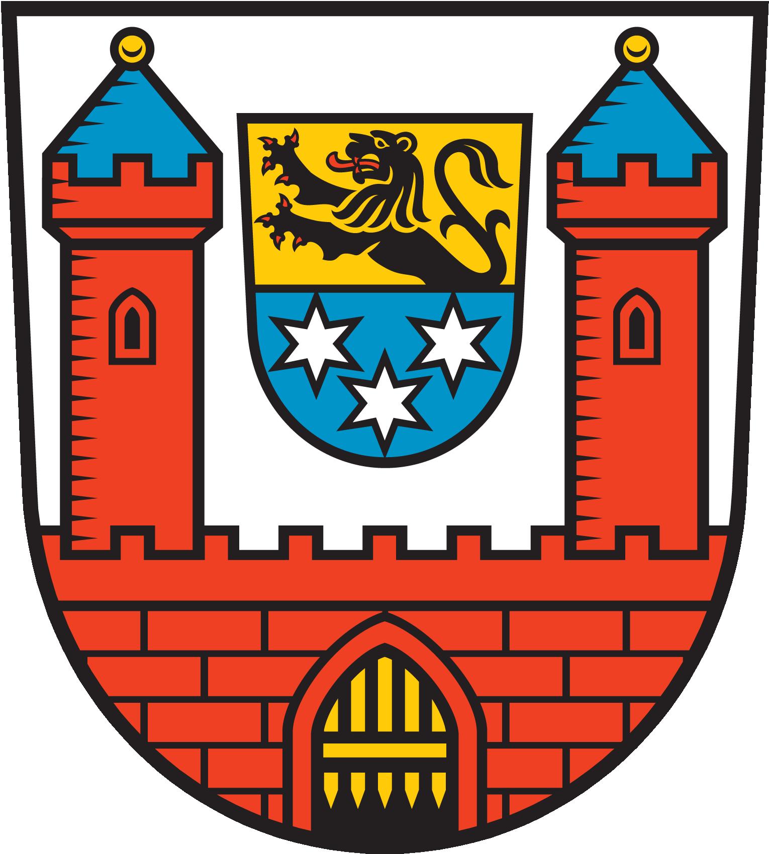 Wappen Stadt Calau