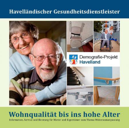 Demografie im Havelland
