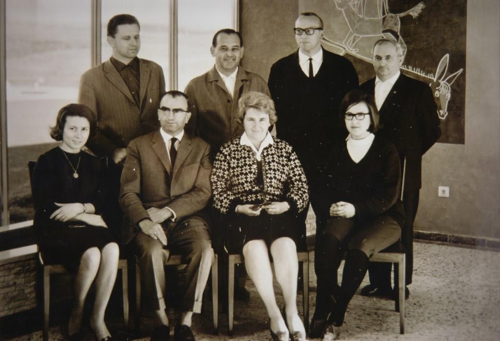 Nagel 1964 Kollegium