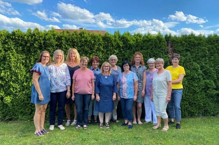 Das Seniorenkreisteam 2020