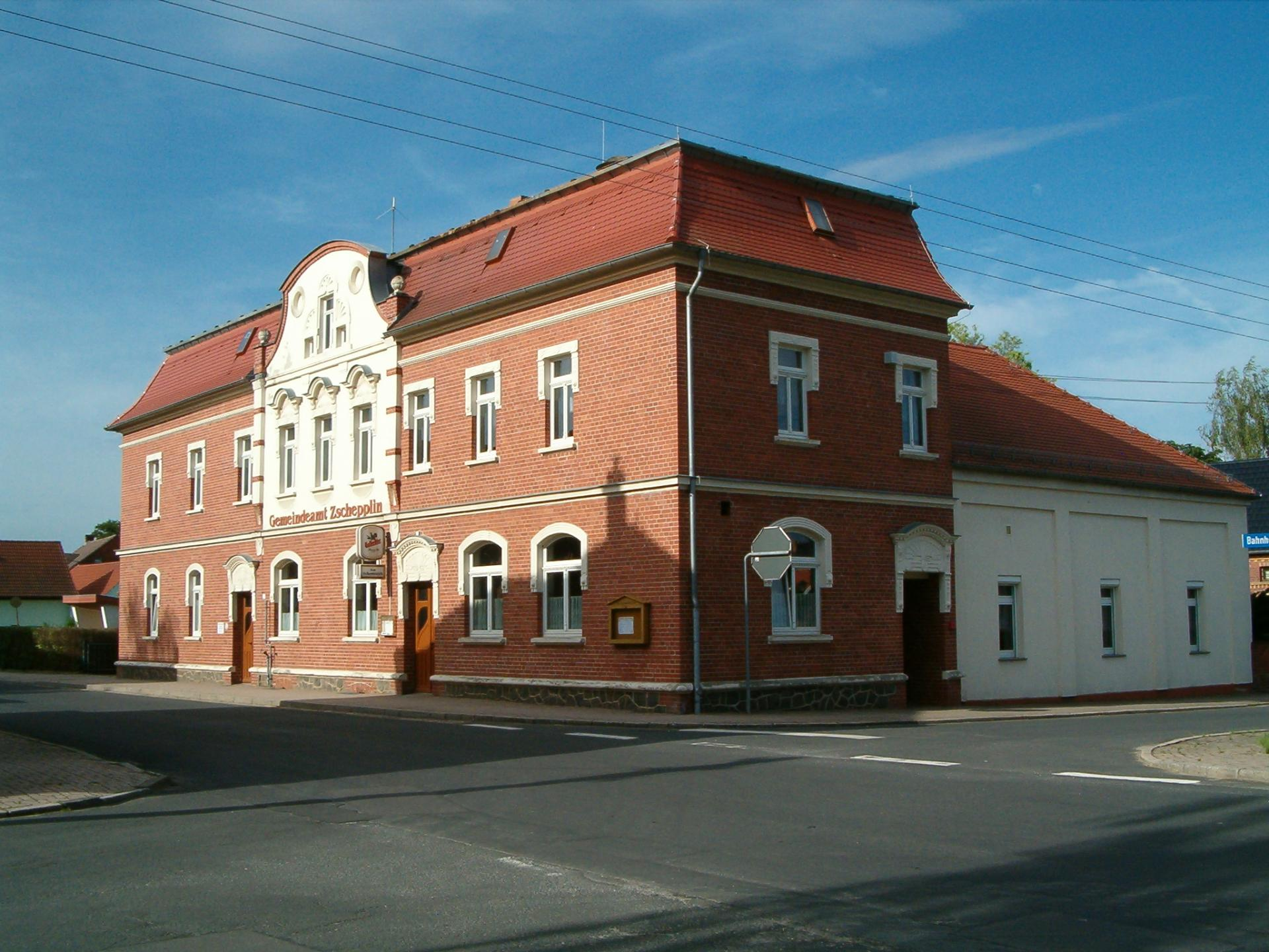 Gemeindeamt Zschepplin