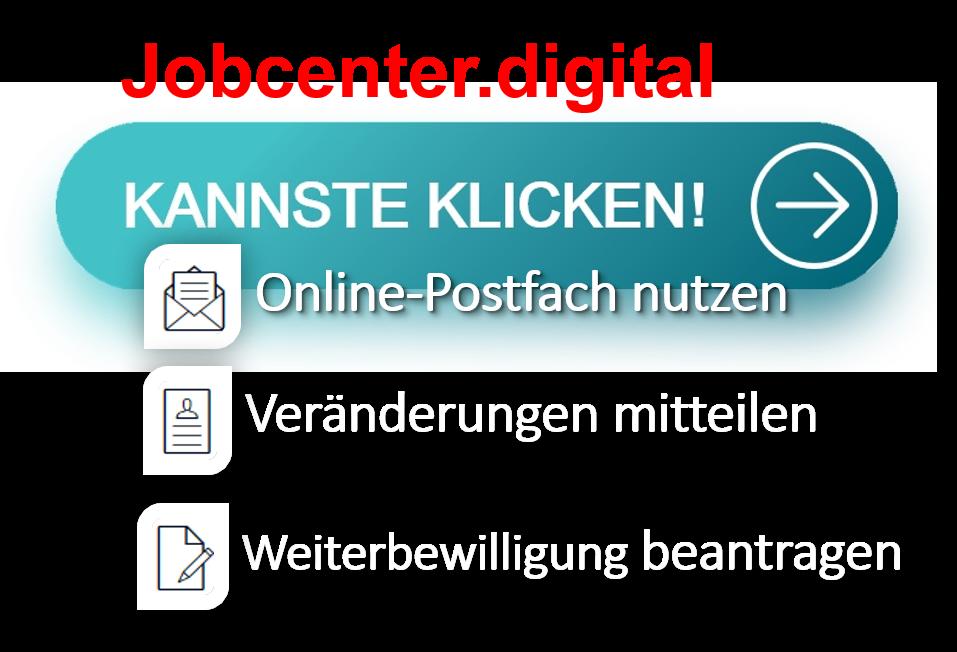 Popup Jobcenter.digital