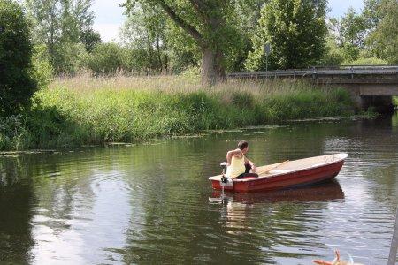 Ruderboot Typ