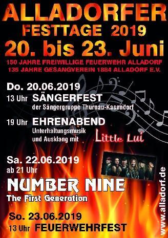 Festprogramm 2019 2