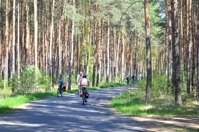 Radtour durch Grünheide (Mark)