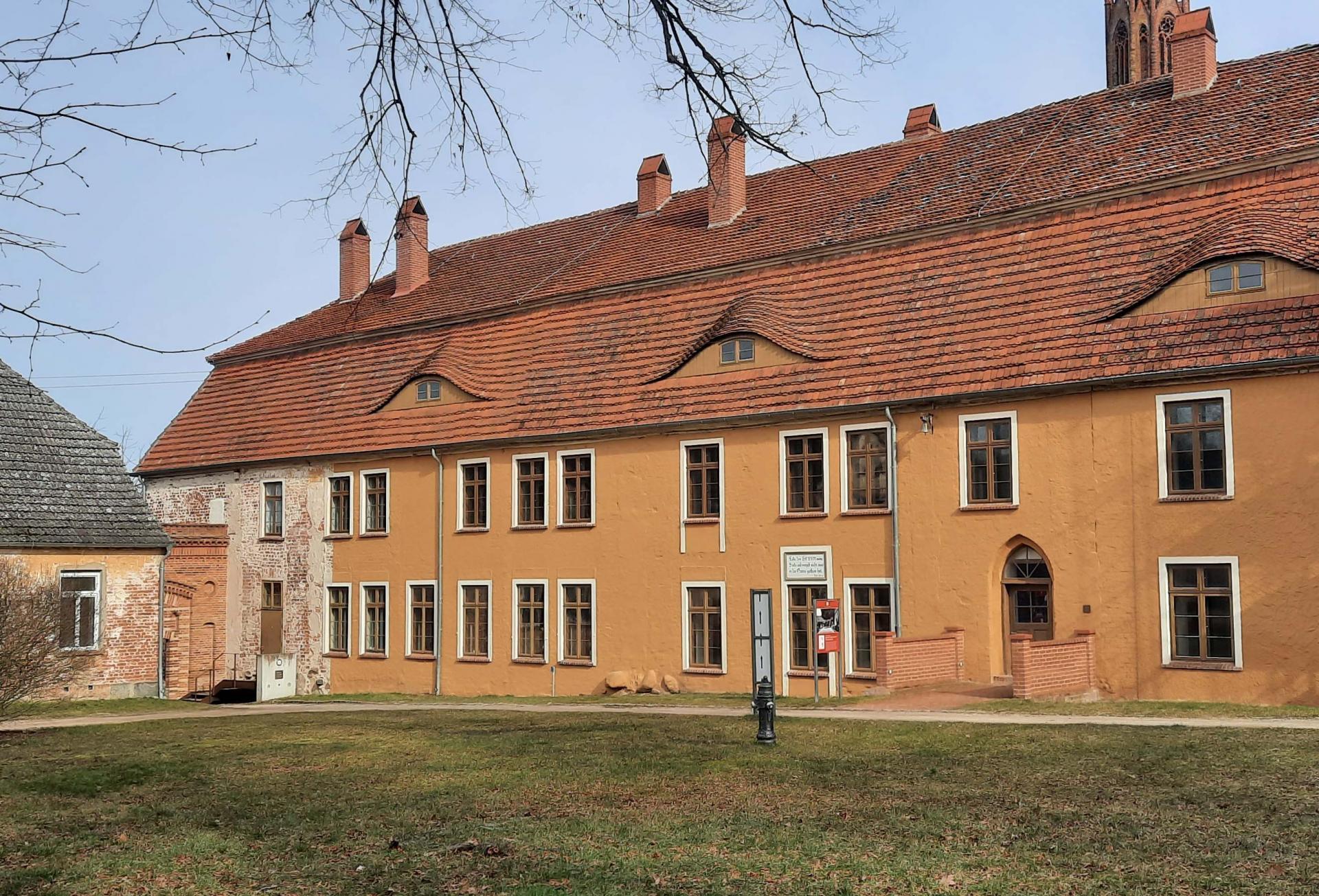 Klostercafé Außenansicht