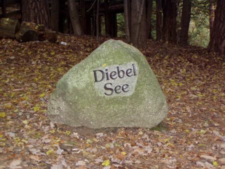 Stein Diebelsee