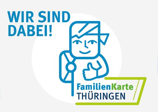Thüringer Familienkarte
