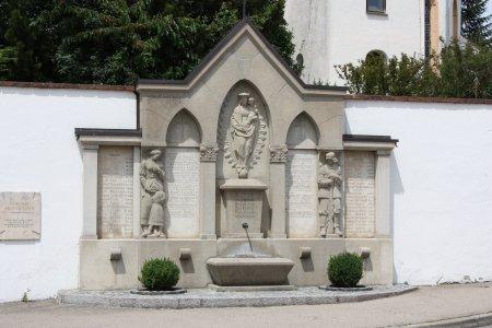 Memmenhausen Kriegerdenkmal
