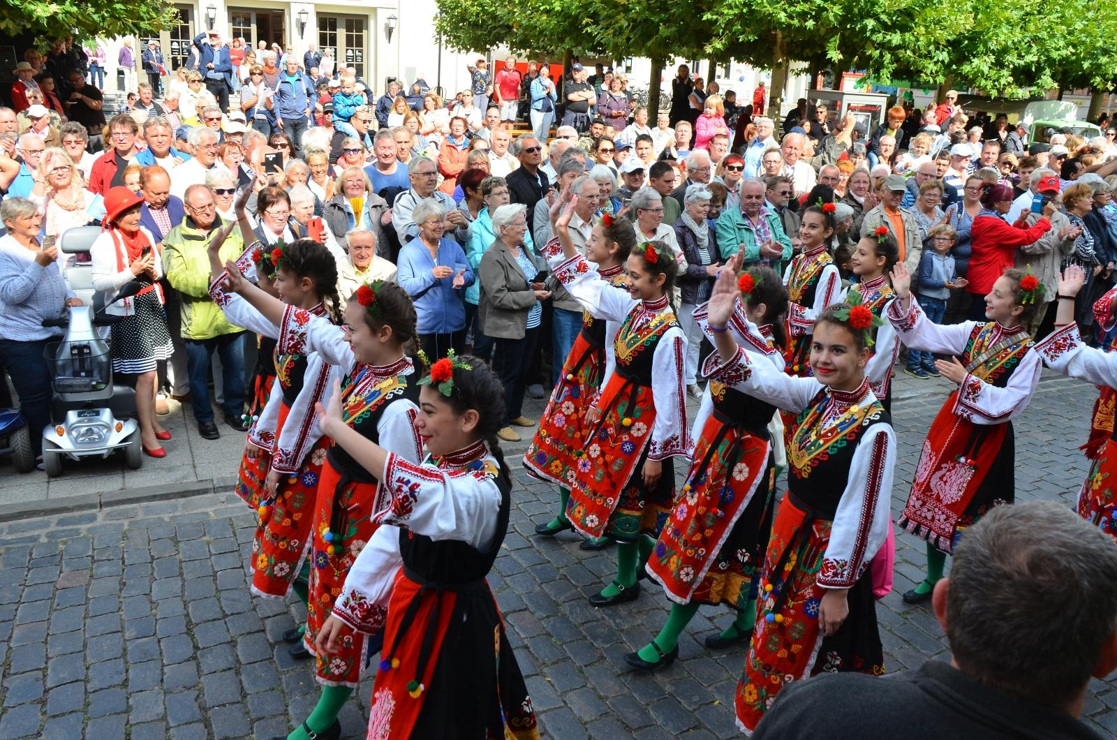 Hortse Brandenburg Tag