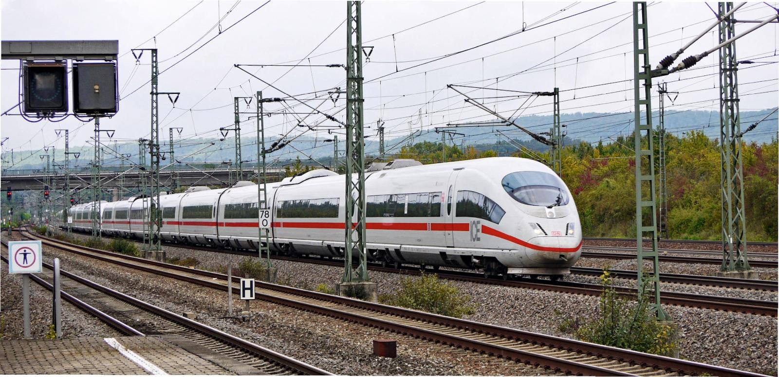 Anbindung Bahn