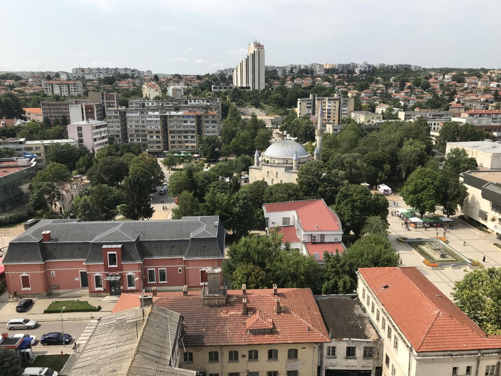 Razgrad Bild Stadt