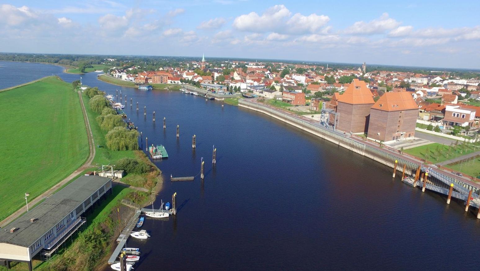 Speicher Elbe