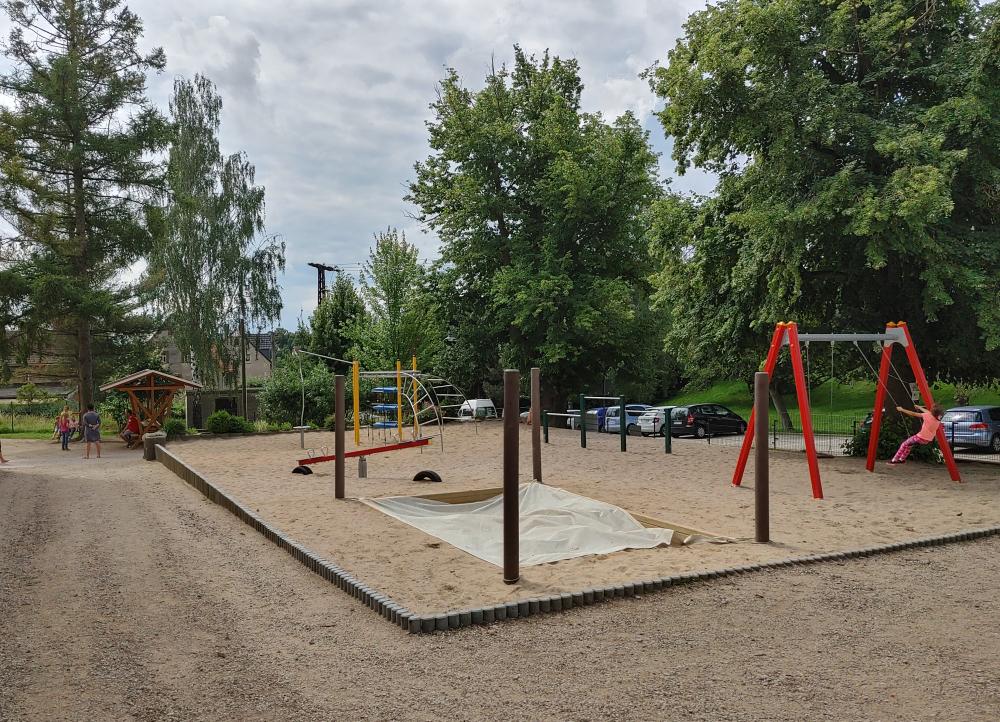Spielplatz Langenleuba-Oberhain