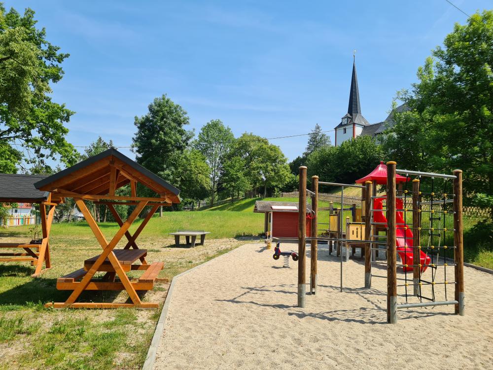Spielplatz Niedersteinbach