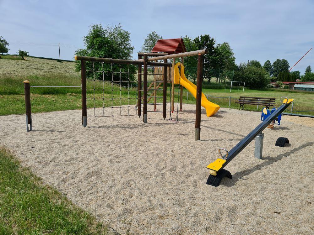 Spielplatz Tauscha