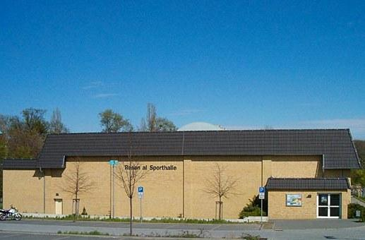 Rosentalsporthalle Oschatz
