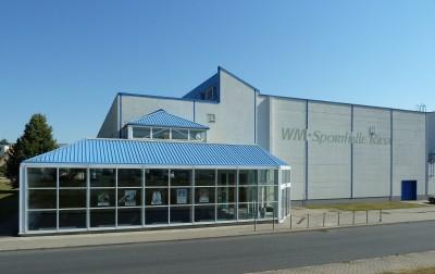 WM-Sporthalle Riesa