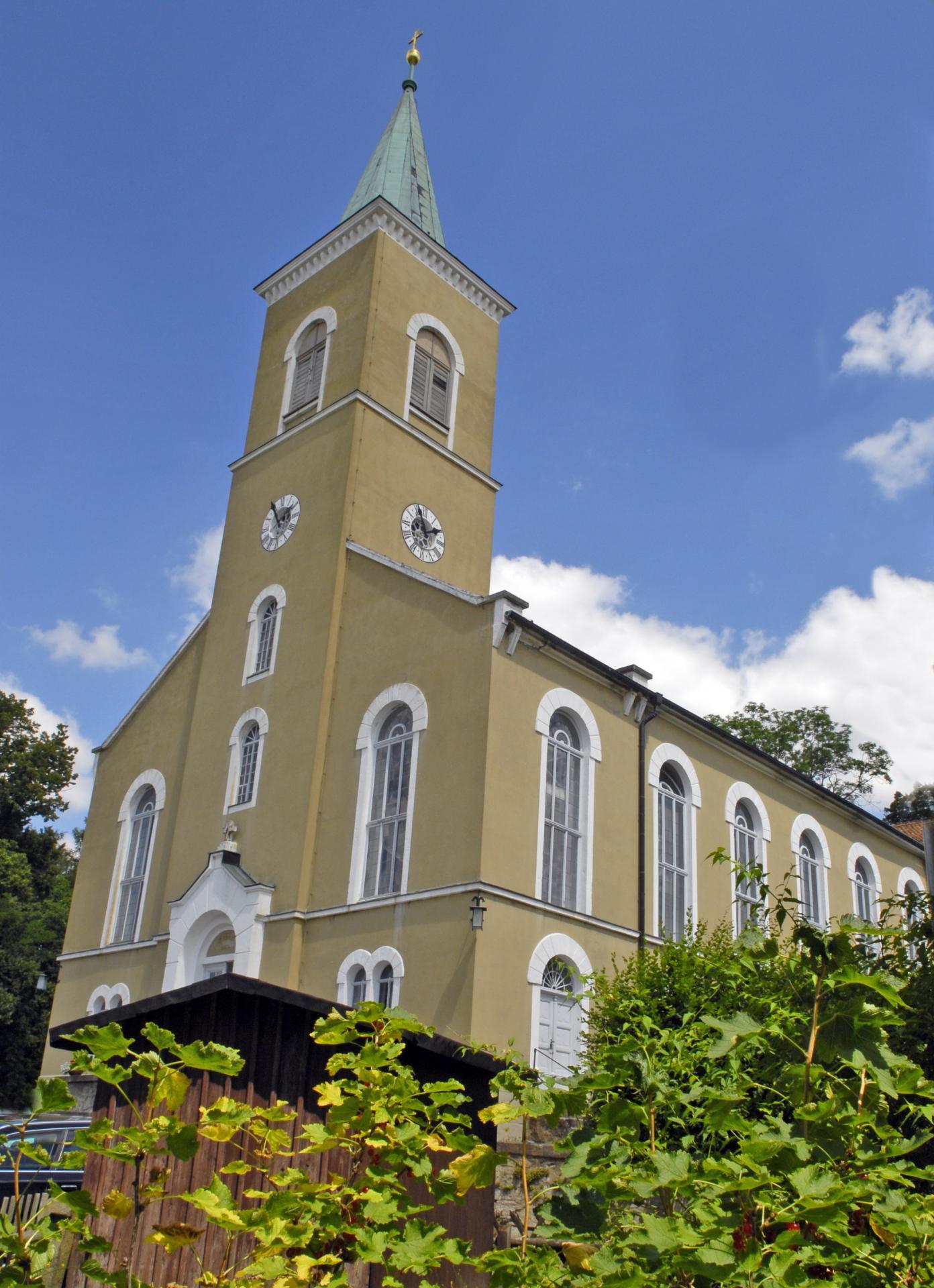 Evangelische Kirche Crostau