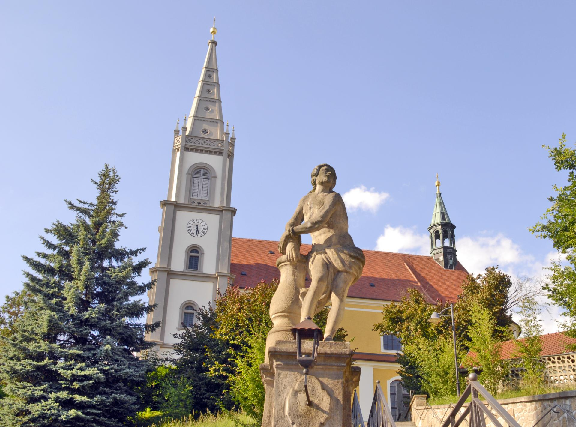 Mariä Himmelfahrt Kirche Schirgiswalde