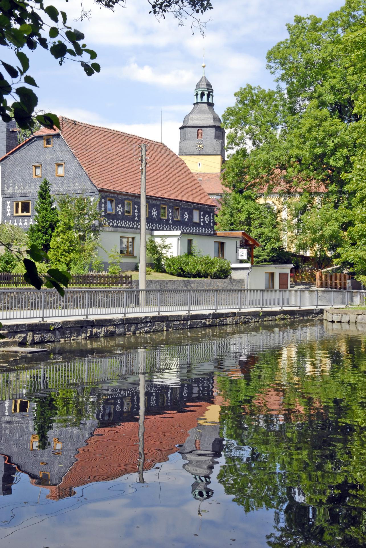 Ev.-luth. Kirche Steinigtwolmsdorf