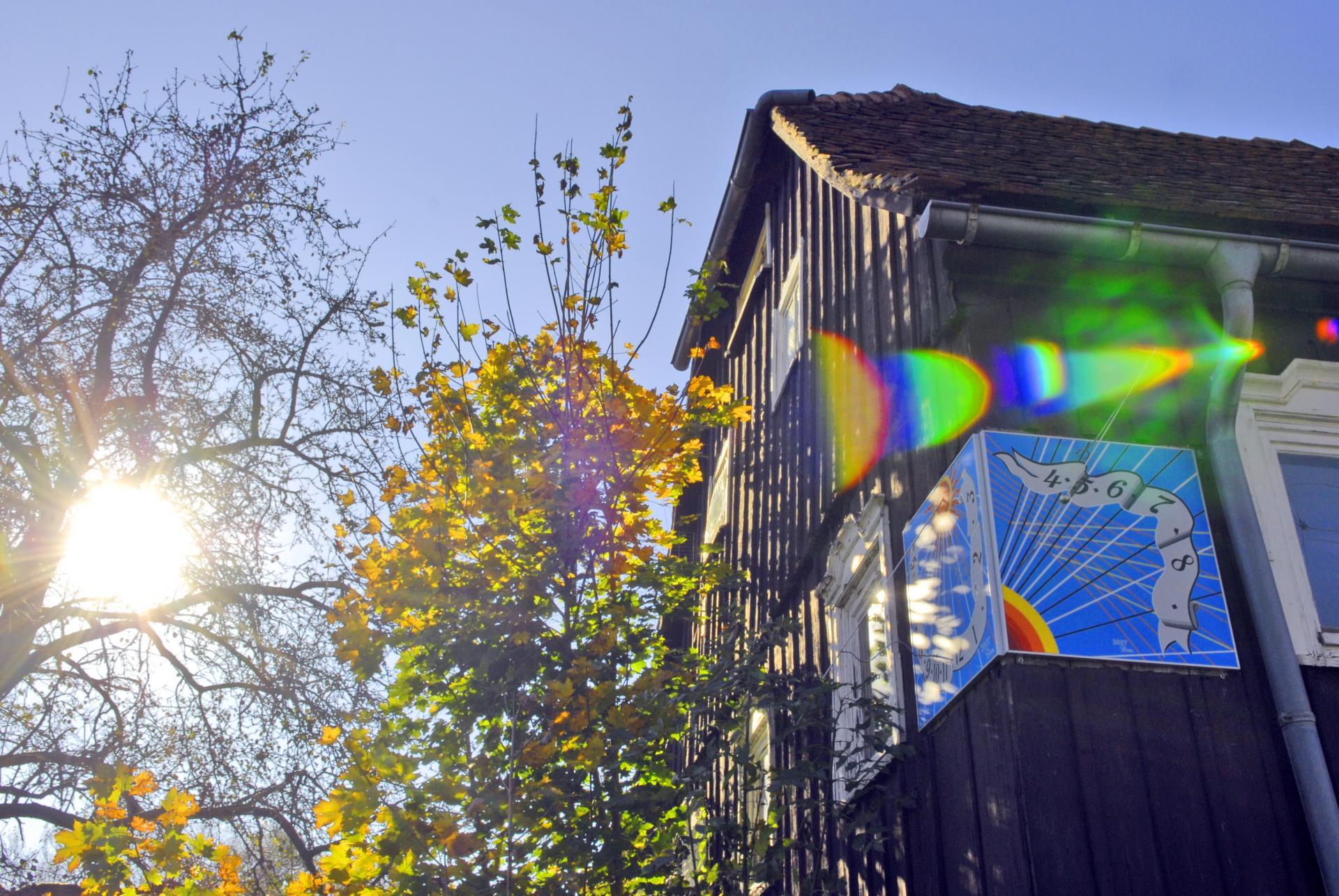 Sonnenuhren Taubenheim