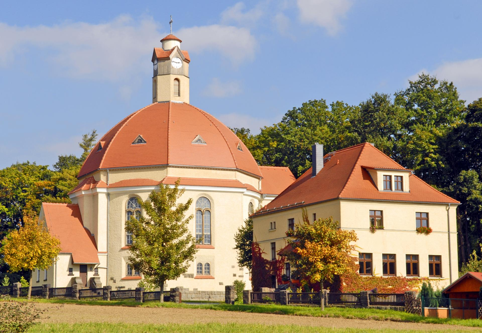evangelisch-lutherische Johanneskirche