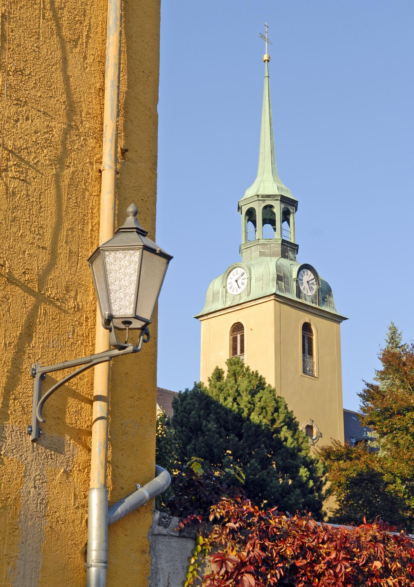 evangelisch-luthersiche Kirche Wilthen