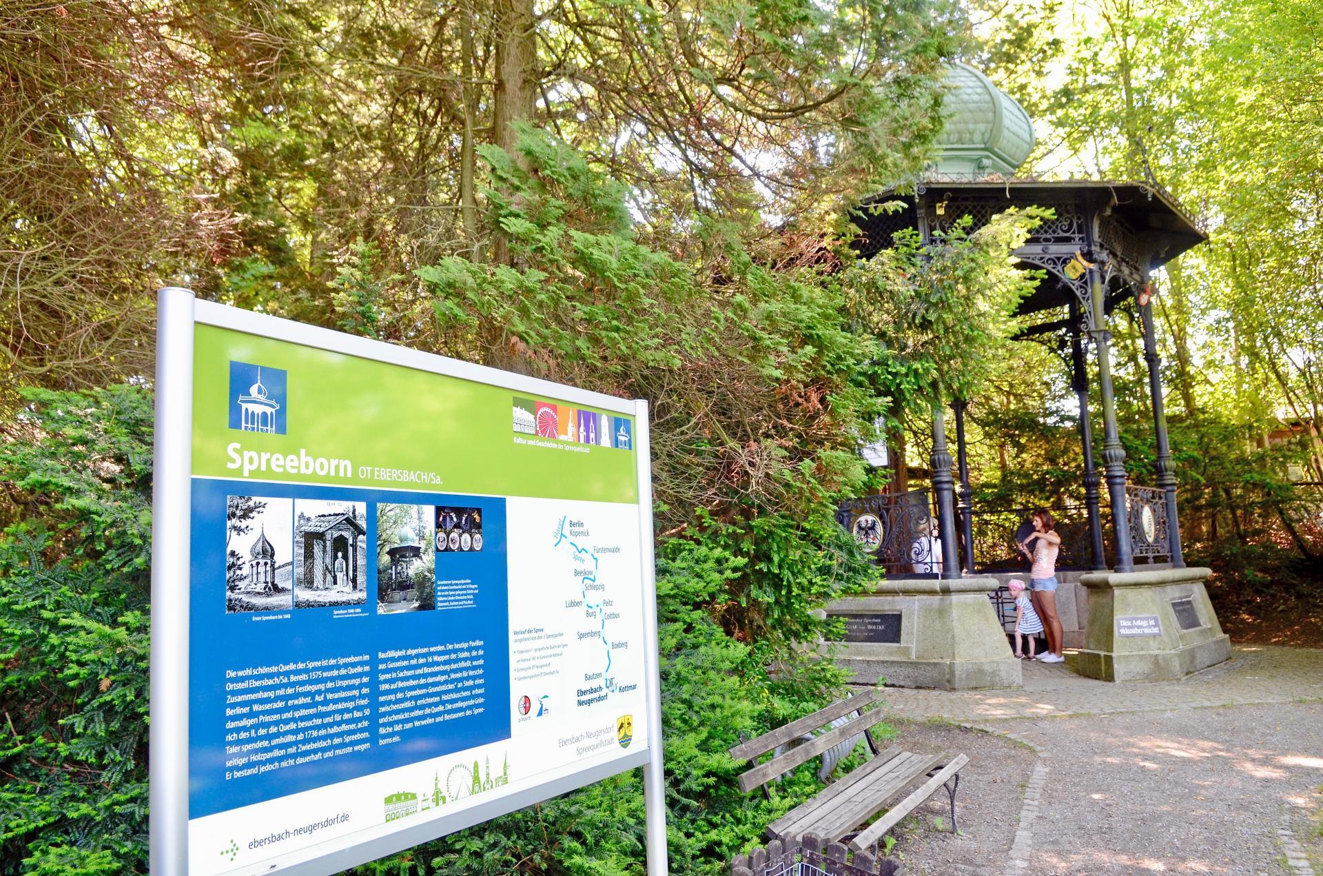 Spreeborn Ebersbach-Neugersdorf
