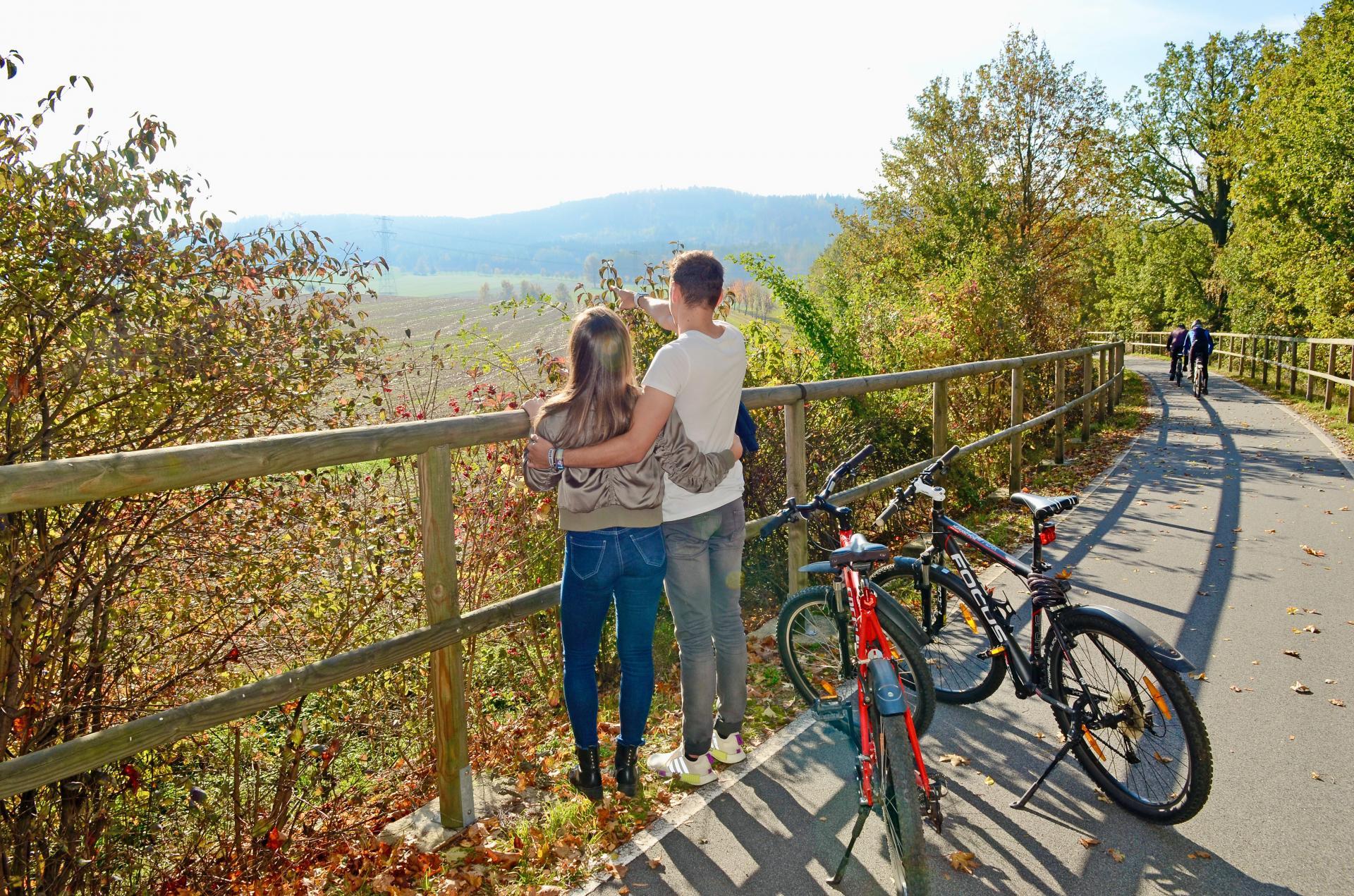 Cunewalde Fahrrad
