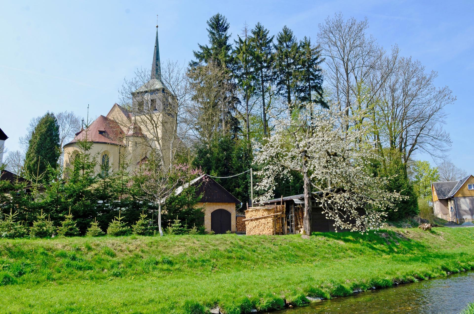 Dorfkirche Spremberg