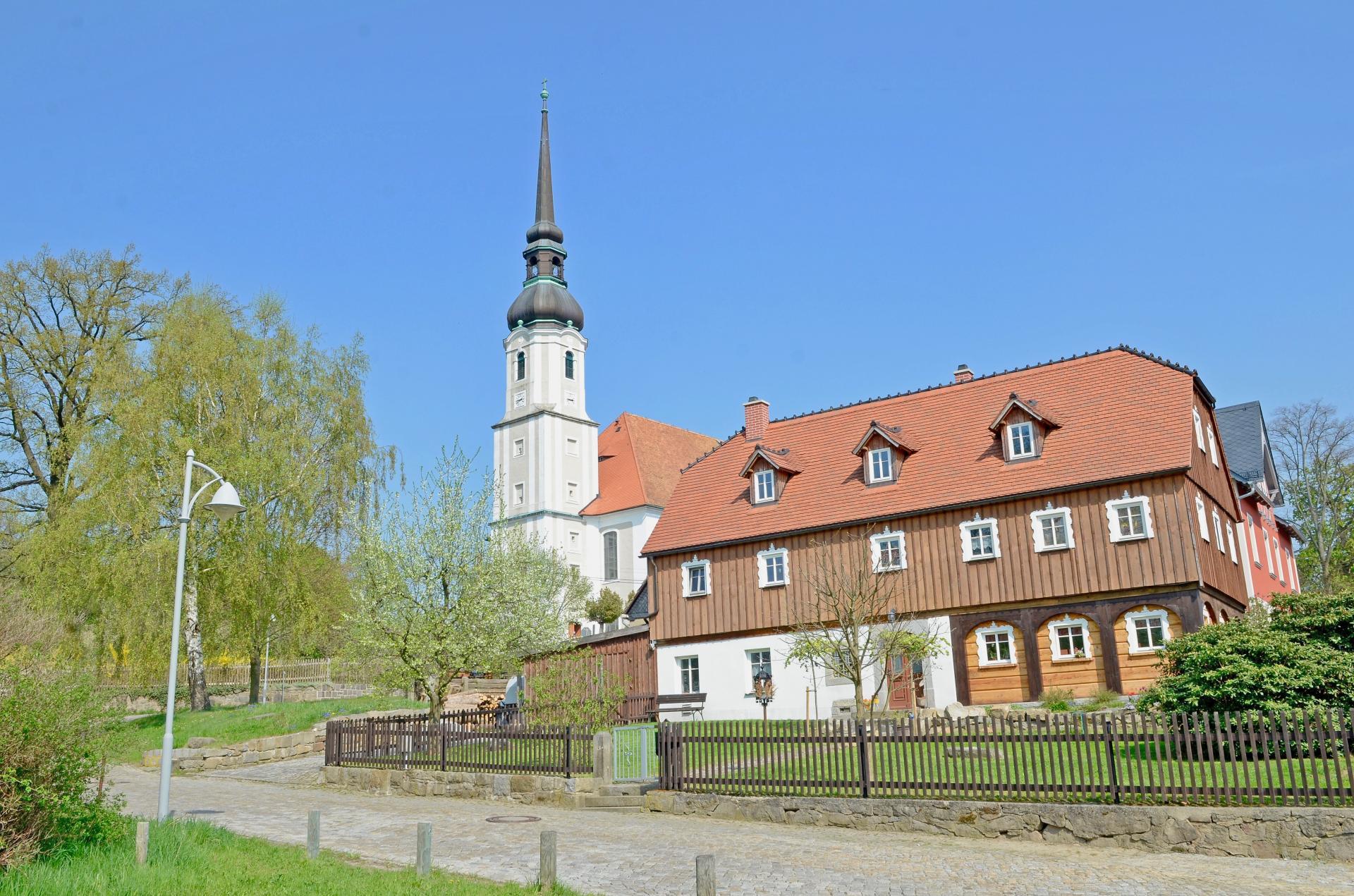 evangelische Dorfkirche Cunewalde