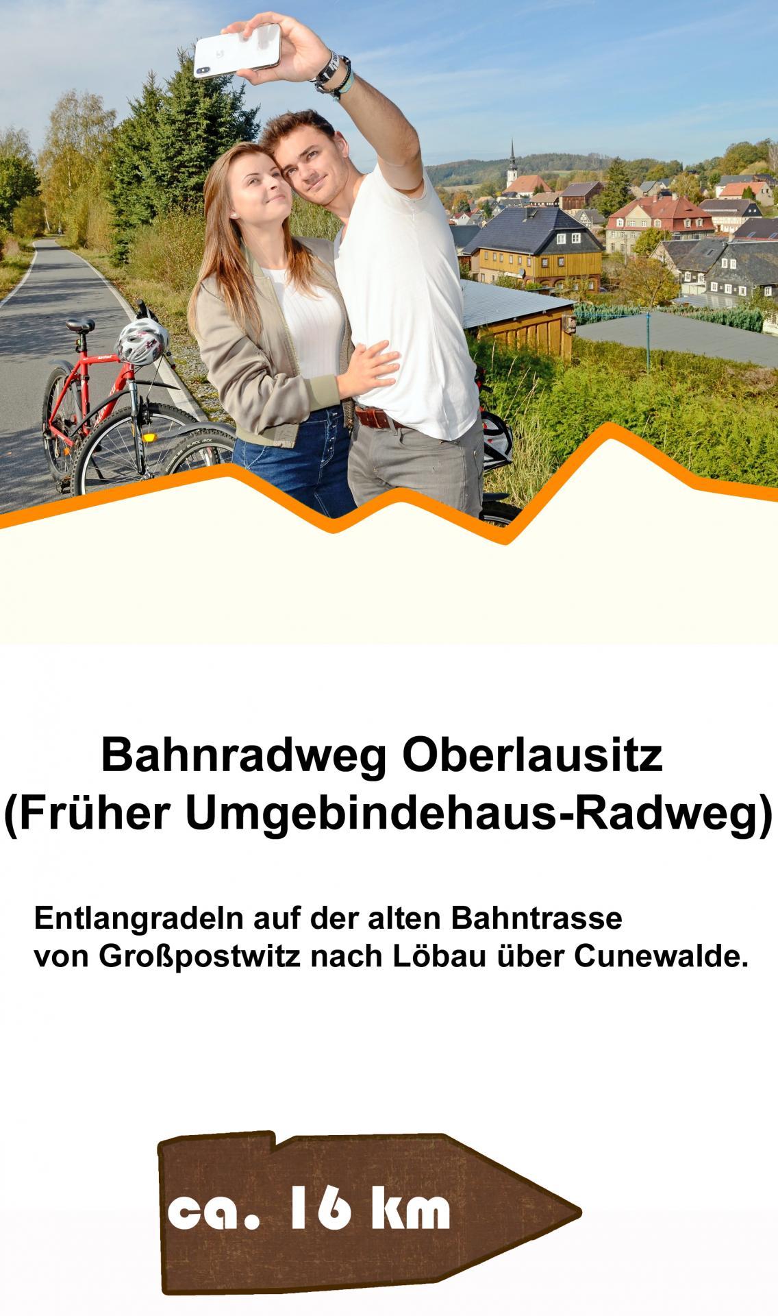 Bahnradweg Cunewalde