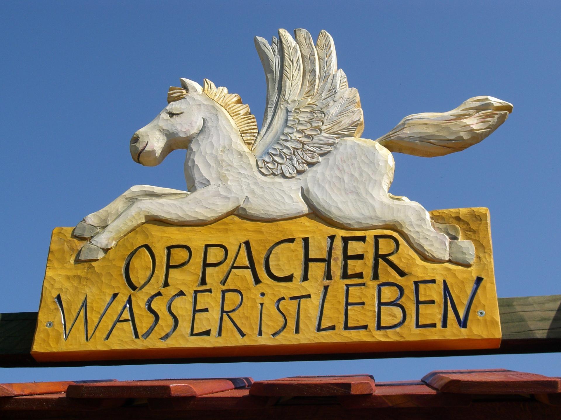 Oppacher Brunnenpfad