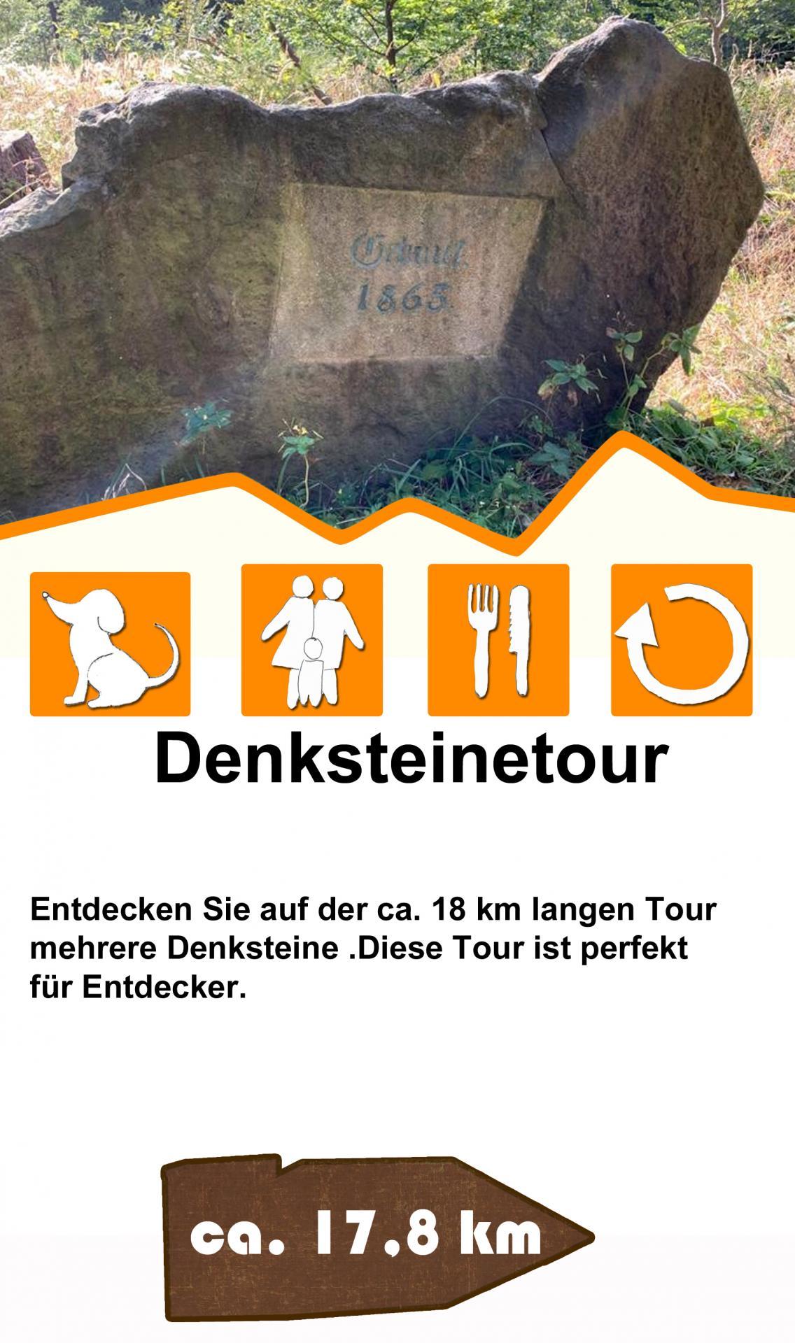 Denksteine-Tour