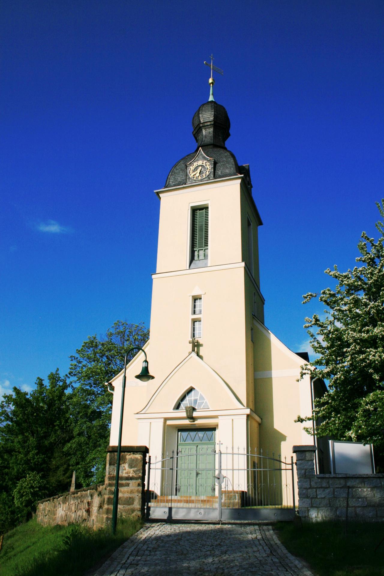 Evangelische Kirche Oppach